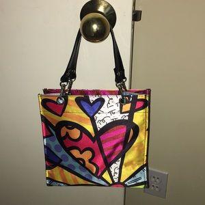 BRITTO Small Tote Bag